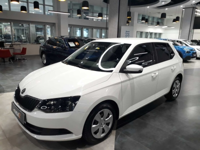 FABIA 1.2 TSI 90 GREEN TEC AMBITION